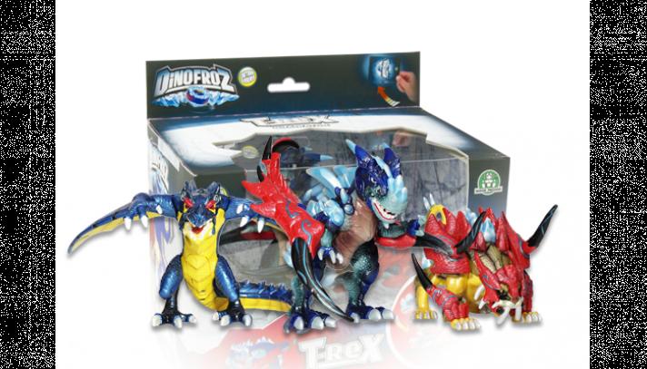 Динозавр dinofroz vlad giochi preziosi