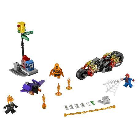 Лего призрачный гонщик цена