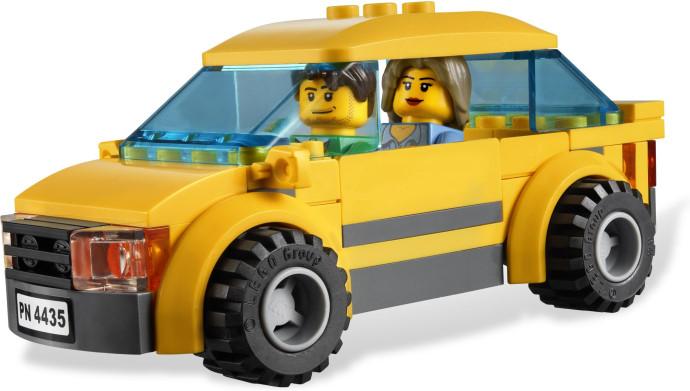 Лего новогодний дом