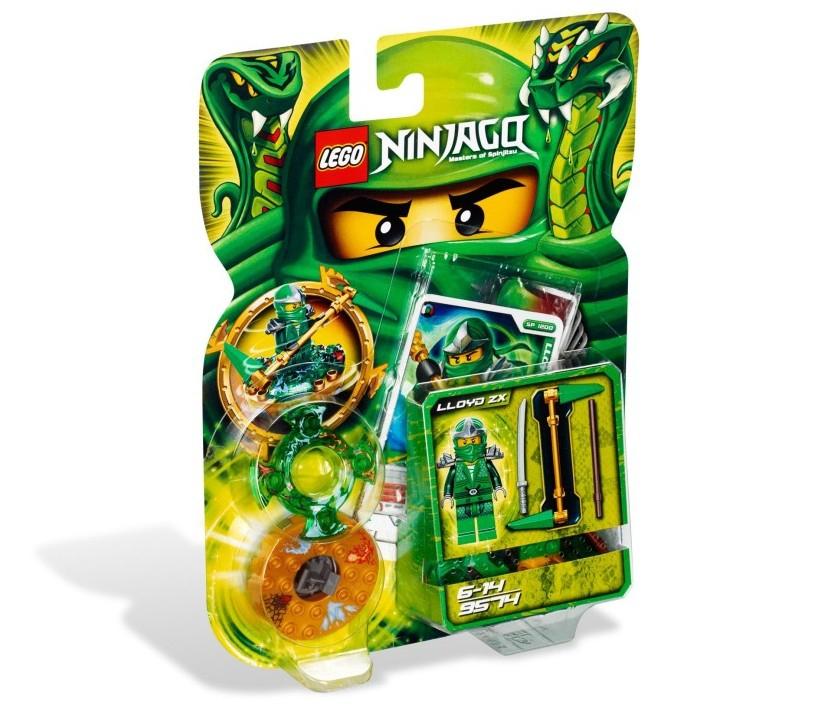 Лего ниндзяго спиннер цена