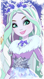 Кукла Ever After High Кристал Винтер Заколдованная зима  (Эвер Афтер Хай)