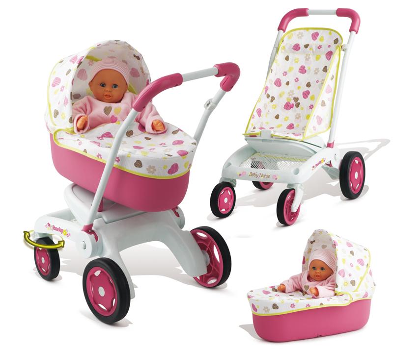 Игрушки для девочек-коляски для кукол
