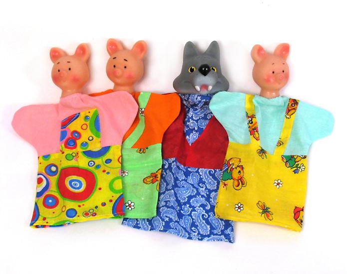 Кукольный театр для малышей сценарии - a8