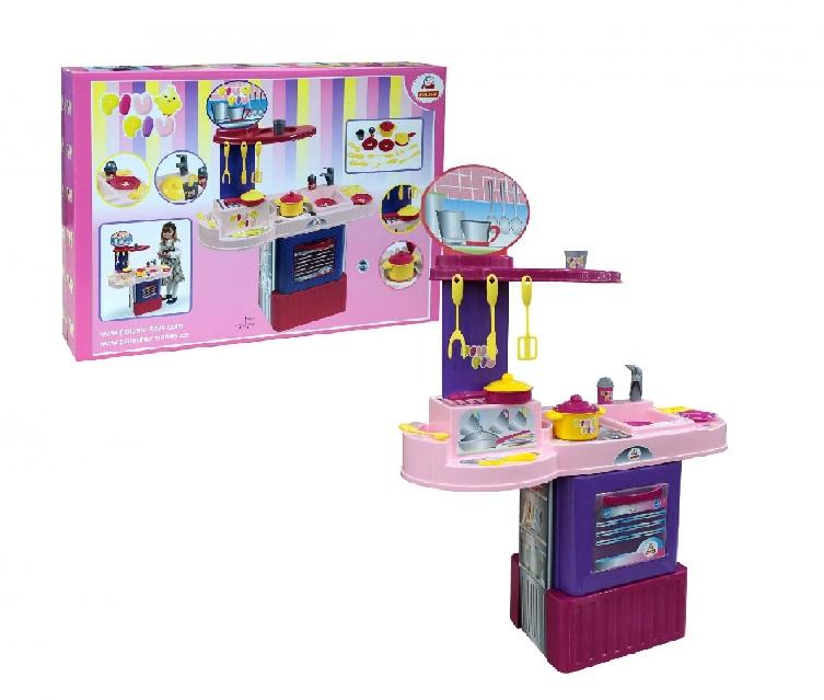 75cbfee6acf0 Детская кухня PIU PIU №1 Полесье (Арт.42507), Полесье , Игрушка для ...