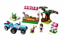 Конструктор Lego Friends Сбор урожая, лего