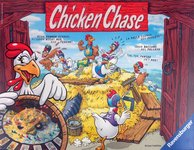 "Настольная игра ""Chicken Chase"" Драка в курятнике Ravensburger купить"