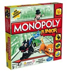 "Настольная игра Monopoly ""Моя первая Монополия"", Junior  HASBRO купить"